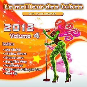 Le meilleur des tubes 2012 en karaoké, vol. 4