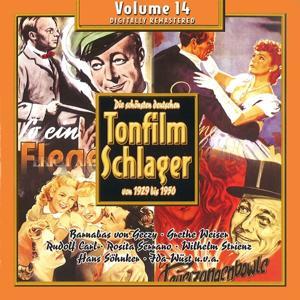 Die schönsten deutschen Tonfilmschlager von 1929 bis 1950, Vol. 14
