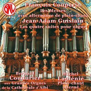 Couperin: Intégrale orgue avec alternance de plain-chant
