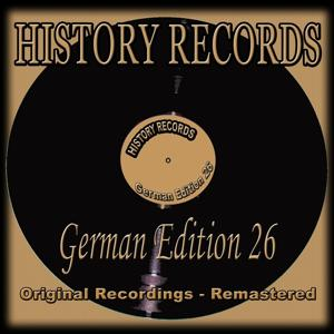 History Records - German Edition 26 (Original Recordings - Remastered)