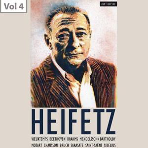 Jascha Heifetz, Vol. 4