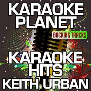 Karaoke Hits Keith Urban (Karaoke Version)