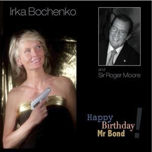 Happy Birthday Mr Bond