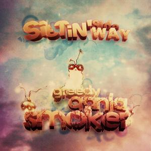 Greedy Ganja Smoker