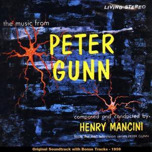 Peter Gunn (Original Soundtrack With Bonus Tracks 1959)