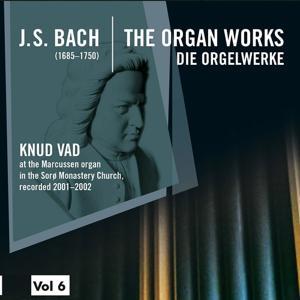 Bach: The Organ Works, Vol. 6 (Die Orgelwerke)
