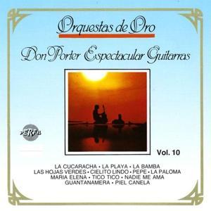 Orquestas de Oro, Vol. 10 (Espectacular Guitarras)