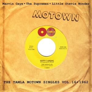 Happy Landing, Vol. 16 (The Tamla Motown Singles)