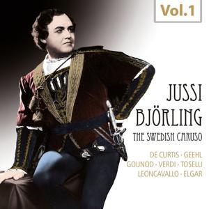 Jussi Björling - The Swedish Caruso, Vol.1