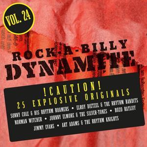 Rock-A-Billy Dynamite, Vol. 24