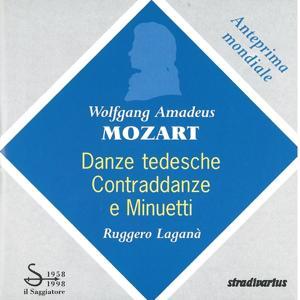 Mozart: Danze tedesche contraddanze e minuetti
