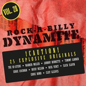 Rock-A-Billy Dynamite, Vol. 28