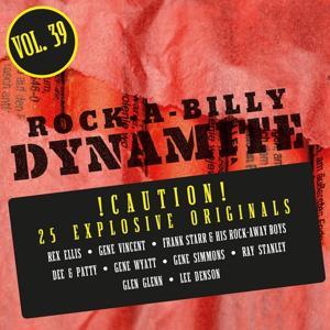 Rock-A-Billy Dynamite, Vol. 39