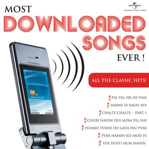 Most Downloaded Songs Ever