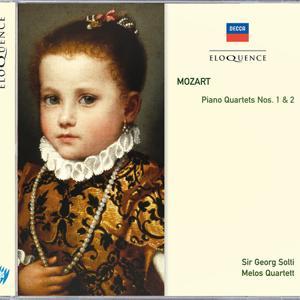 Mozart: Piano Quartets Nos.1 & 2