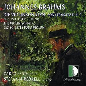 Johannes Brahms: Die Violinsonaten