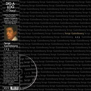 Serge Gainsbourg 1, 2, 3