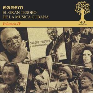 El Gran Tesoro de la Musica Cubana, Vol. 4