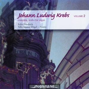 Johann Ludwig Krebs - complete works of organ Vol. 2