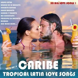 Caribe 2013/2014 - Tropical Latin Love Songs (50 Big Love Songs, Bachata, Merengue, Urban Latin, Reggaeton, Salsa)