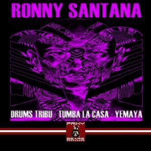 Yemaya - Drums Tribu - Tumba la Casa