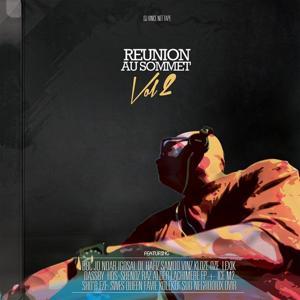 Dj Vince - Réunion au sommet, Vol. 2
