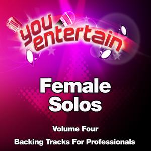 Female Solos - Professional Backing Tracks, Vol. 4