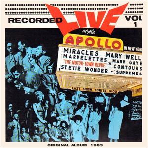 The Motor-Town Revue, Vol. 1: Recorded Live At the Apollo in New York (Original Album Plus Bonus Tracks)