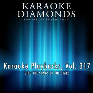 Karaoke Playbacks, Vol. 317 (Karaoke Version)