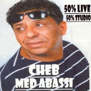 50% Live 50% Studio