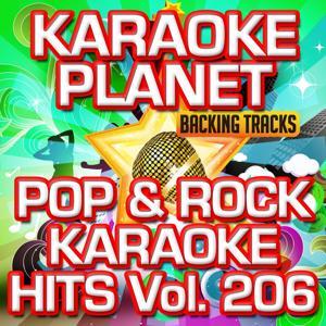 Pop & Rock Karaoke Hits, Vol. 206 (Karaoke Version)