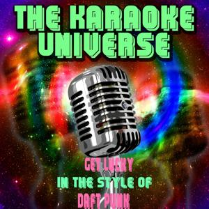 Get Lucky (Karaoke Version) [In the Style of Daft Punk]