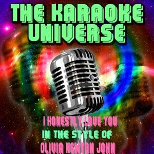 I Honestly Love You (Karaoke Version) [in the Style of Olivia Newton John]