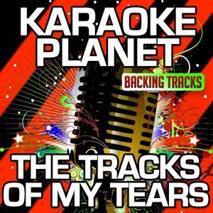 The Tracks Of My Tears (Karaoke Version) (Originally Performed By Q-Tip)