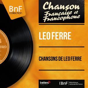 Chansons de Léo Ferré (Mono Version)