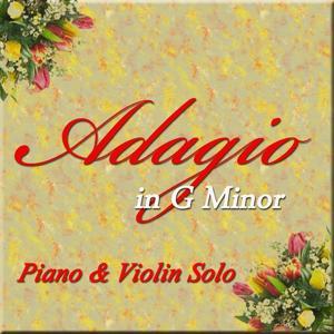 Adagio pour orchestre et orgue in G Minor,