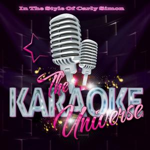 Karaoke (In the Style of Carly Simon)