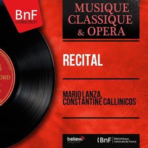 Récital (Live, Mono Version)