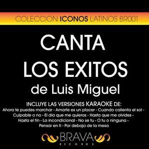Canta los Exitos de Luis Miguel