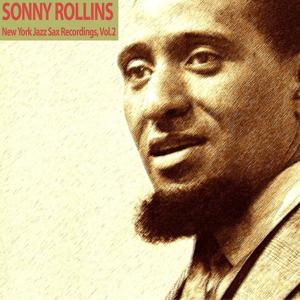New York Jazz Sax Recordings, Vol. 2