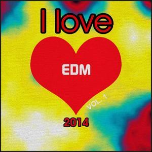 I love EDM 2014, Vol. 1 (Final Edm Top 20 Hits)
