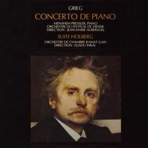 Grieg: Concerto pour piano & Suite Holberg