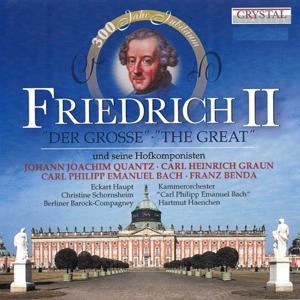 300 Jahre Jubiläum Friedrich II 'Der Grosse'