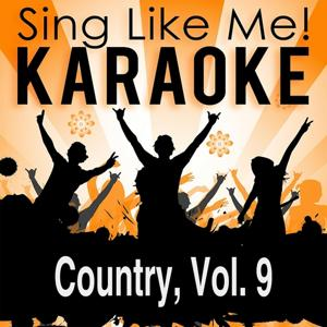 Country, Vol. 9 (Karaoke Version)