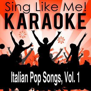 Italian Pop Songs, Vol. 1 (Karaoke Version)