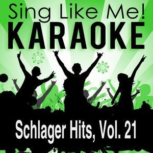 Schlager Hits, Vol. 21 (Karaoke Version)