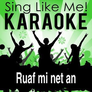 Ruaf mi net an (Karaoke Version)