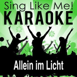 Allein im Licht (Live Edit) (Karaoke Version)