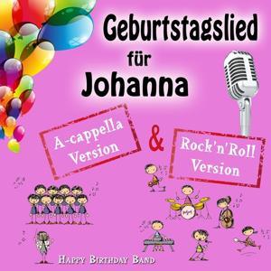 Geburtstagslied für Johanna