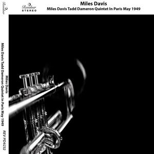Miles Davis Tadd Dameron Quintet in Paris May 1949